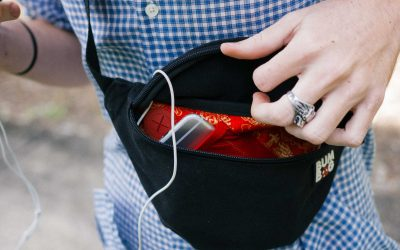 What's in your Bumbag… Jamie Barnes?