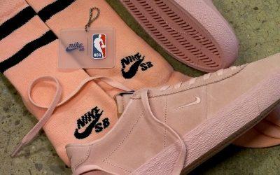 Burstin' Bubbles – Nike SB x NBA