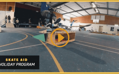 Checkout Skate-Aid Australia's Holiday Program!