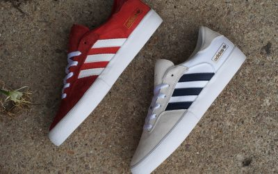 More from the Court – Adidas Matchbreak Super
