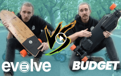 PREMIUM VS BUDGET ELECTRIC SKATEBOARDS