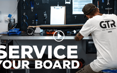 HOW TO SERVICE YOUR EVOLVE SKATEBOARD