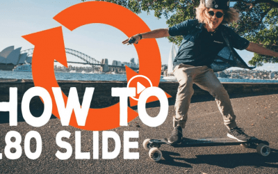 How to Slide your Electric Skateboard