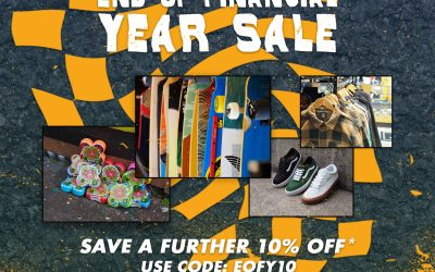 End of Financial Year Sale 2020