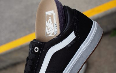 """What's poppin? Vans New Insole """"Pop Cush"""""""