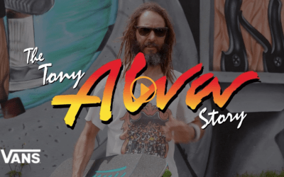Vans Presents The Tony Alva Story